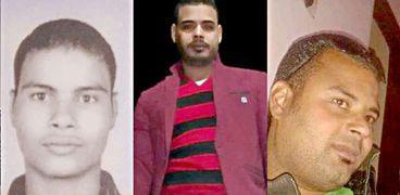 الأشقاء الثلاثة لم يجدوا علاجاً للحروق