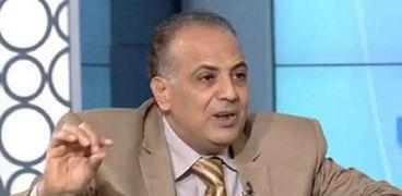 محمود الدجوي رئيس شعبة الكوافيرات بغرفة القاهرة