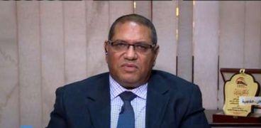 الدكتور محمد حسين عبدالعزيز نائب رئيس هيئة السكة الحديد لقطاع الموارد البشرية