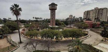 حديقة الحيوان في الإسكندرية