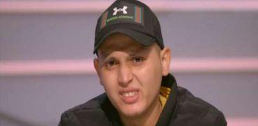 بسبب أولوية المرور. سعد محمد لاعب الزمالك يتهم طالب بتحطيم سيارته بسوهاج