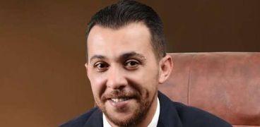 المهندس حسن ضوه، عضو تنسيقية شباب الاحزاب والسياسيين