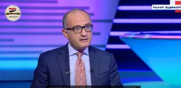 الدكتور أحمد مغاوري.. رئيس جهاز التمثيل التجاري والمفوض العام للجناج المصري بإكسبو دبي 2020