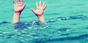 غرق شاب (أرشيفية)