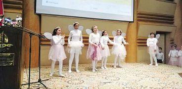 عرض فنى لجمعية صوت شباب مصر لأطفال «57357»