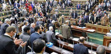 مجلس النواب المصري .. صورة أرشيفية