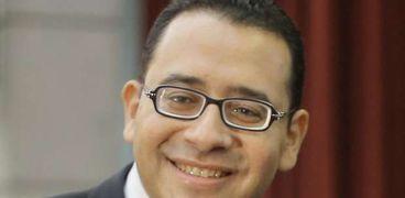 الدكتور عمرو حسن مقرر المجلس القومي للسكان سابقا