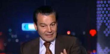 الدكتور محمد الذهبي أستاذ القانون الدستوري