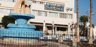 مبنى محافظة مطروح