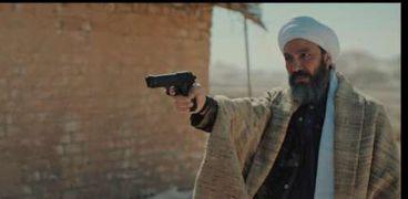 مشهد  من مسلسل القاهرة كابول