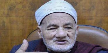 الدكتور حسن الشافعي رئيس مجمع اللغة العربية