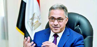 النائب أحمد السجينى رئيس لجنة الإدارة المحلية بمجلس النواب