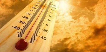 ارتفاع درجات الحرارة وتقلبات الجو