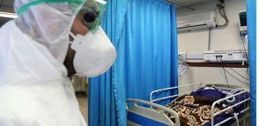 النيابة تفحص ملفات مرضى كورونا في مستشفى الحسينية- ارشيفية