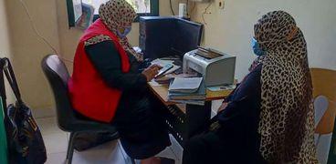 الكشف على ١.٣ مليون سيدة بالمبادرة الرئاسية لدعم صحة المرأة بالشرقية