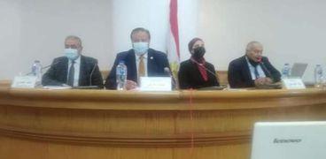 خلال مؤتمر النشر وقت الأزمات بالمجلس الأعلى للثقافة