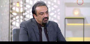 الدكتور حسام عبد الغفار، المتحدث باسم وزارة التعليم العالي والبحث العلمي