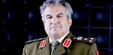 اللواء خالد المحجوب .. مدير إدارة التوجيه المعنوي بالجيش الوطني الليبي