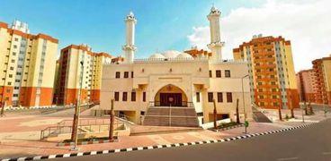 مسجد الأسمرات 3