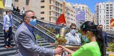 أولمبياد الطفل المصري