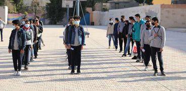 عودة الطلاب للمدارس