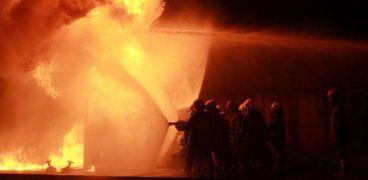 مقتل عنصريين اثنيين من رجال الإطفاء أثناء إطفاء حريق في «بكين» الصينية