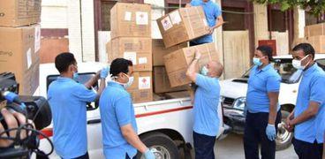 الصحة تحذر من استغلال اسم الوزارة أو مستشفياتها في جمع التبرعات