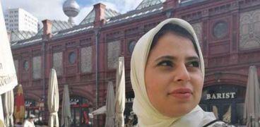 المهندسة المصرية نوران حسنين التي تعرضت للعنصرية