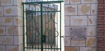 مدفن الفنانة رجاء الجداوي وتحية كاريوكا