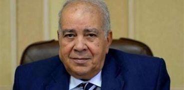 المستشار مجدى العجاتى، وزير شئون مجلس النواب
