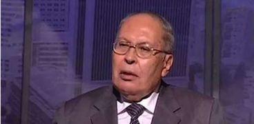 السفير أحمد حجاج الأمين العام المساعد لمنظمة الوحدة الأفريقية سابقا