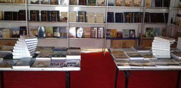 جناح دار الكتب في معرض الأوبرا للكتاب