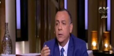 الدكتور مصطفى وزيري الأمين العام للمجلس الأعلى للآثار