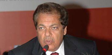 محمد ابو العنينين نائب رئيس حزب مستقبل وطن