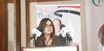 أمل رمزي مساعد رئيس حزب الوفد