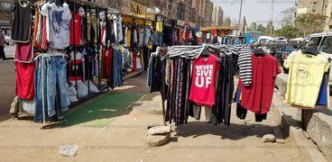 الأسواق العشوائية انتشرت فى أرجاء القاهرة