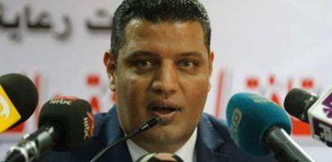 أيمن عبد الموجود، رئيس بعثة حج الجمعيات الأهلية
