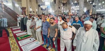 صلاة عيد الأضحى بالإسكندرية