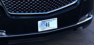 سيارة الرئيس جو بايدن