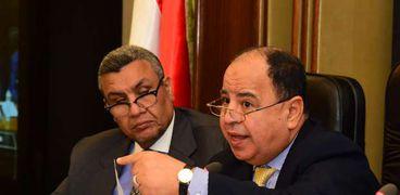 الدكتور محمد معيط.. وزير المالية