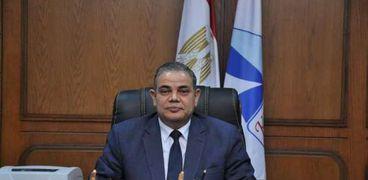 الدكتور عبد الرازق دسوقي، رئيس جامعة كفر الشيخ