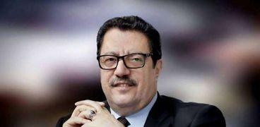 أحمد سليم أمين عام المجلس الأعلي لتنظيم الإعلام