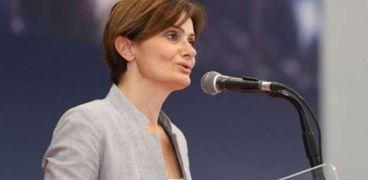 رئيسة محافظة إسطنبول عن حزب الشعب الجمهوري المعارض جانان كافتانجي