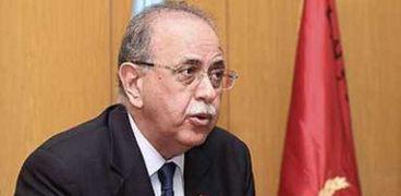 رئيس وزراء ليبيا الأسبق عبد الرحيم الكيب
