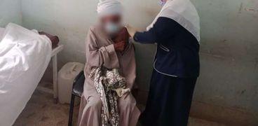 صحة سوهاج: بدء تطعيم مرضى الفشل الكلوي ضد كورونا