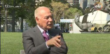 أحمد أبو الغيط .. الأمين العام لجامعة الدول العربية