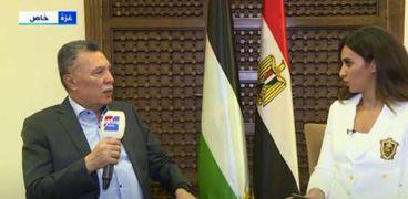 أحمد حلس، عضو اللجنة المركزية لحركة فتح