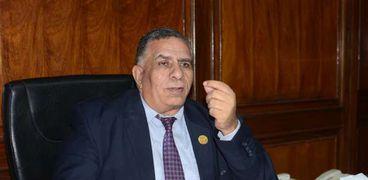 محمد وهب الله، الأمين العام لاتحاد عمال مصر، عضو لجنة القوى العاملة بمجلس النواب