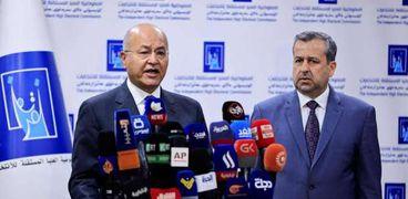 العراق يبدأ تنفيذ خطة تأمين الانتخابات