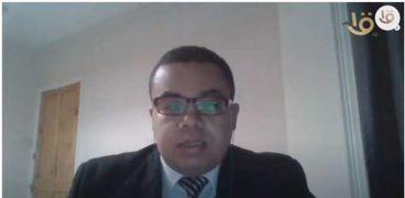 الدكتور محمد رحيم الباحث بكلية الطب وعلوم الحياة بجامعة لانكستر المملكة المتحدة
